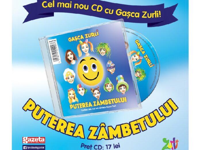 Lansare CD Puterea Zambetului