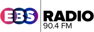 Logo Ebs Radio Frecventa Negru