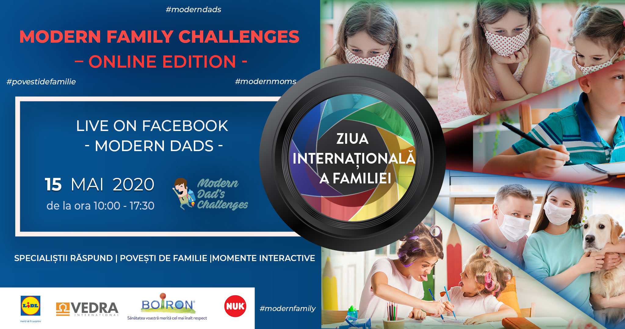 Modern Family Challenges