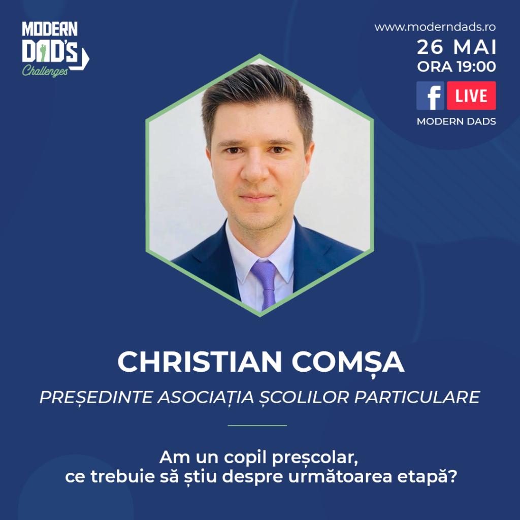 Christian Comsa